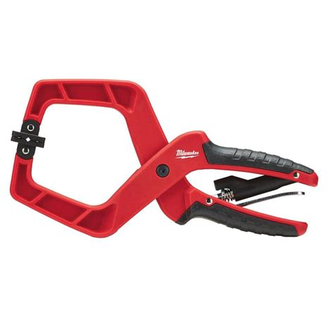 Help With Kitchen Design milwaukee 4 in plus stop lock hand clamp with durable