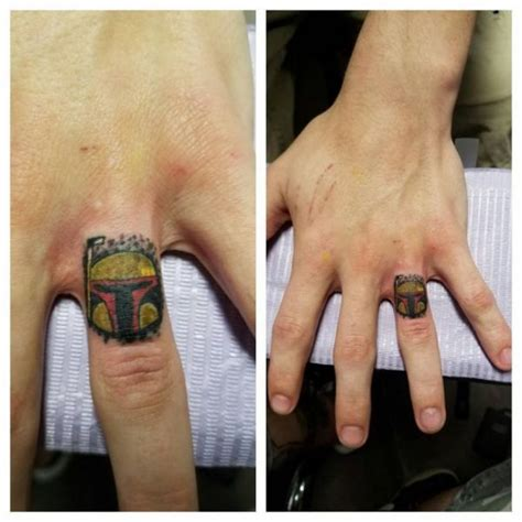 20 tiny star wars tattoo the is with these tiny wars tattoos neatorama