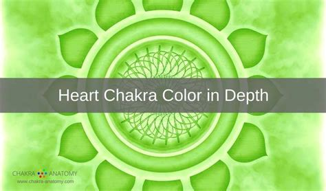 chakra color meanings what does the color green means euffslemani