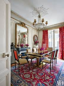 Livingroom Diningroom Combo designer rugs in architectural digest s 5 best rooms in