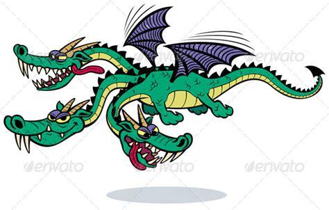 cartoon dragon graphicriver