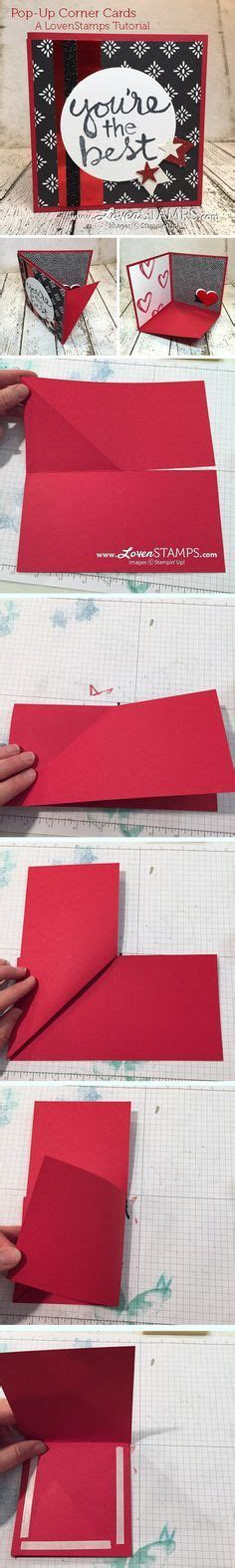Tutorial Carding Mailer | 1065 best images about handmade pop up cards on pinterest