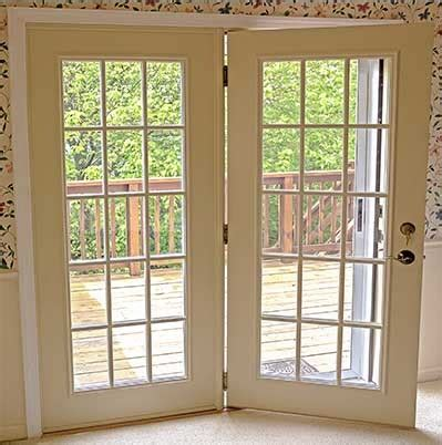 Center Swing Patio Doors With Screens by Center Hinged Patio Doors Newsonair Org