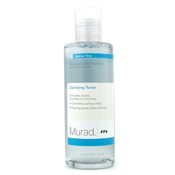 clarifying shoo to remove color clarifying toner by murad perfume emporium skin care