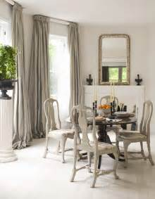 Dining Room Curtains Ideas Chic Dining Room Curtain Ideas Darling And Daisy