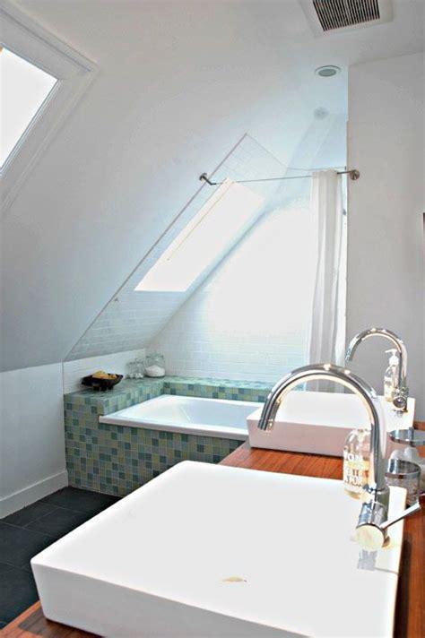 Practical Bathroom Designs by 38 Practical Attic Bathroom Design Ideas Digsdigs