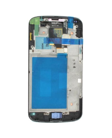 Lcd Touchscreen Frame Lg Nexus 4 E960 Original lg nexus 4 e960 lcd display touchscreen frame black acq86270901 parts4gsm