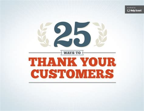 thank you message for customers appreciation