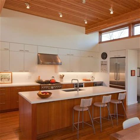 mid century modern kitchens pin by erin graber on kitchens pinterest