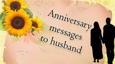 messages to husband anniversary messages to husband