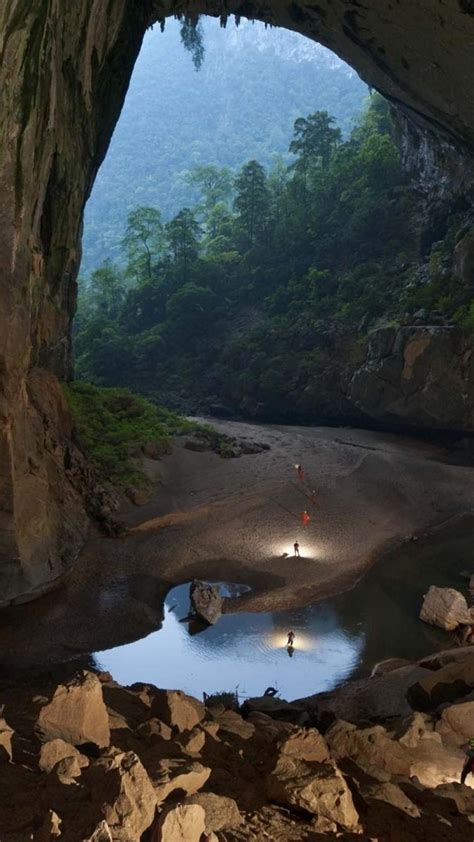nam national geographic son doong cave caves wallpaper