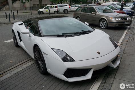 Lamborghini Gallardo Bicolore Price Lamborghini Gallardo Lp560 4 Bicolore 8 August 2016