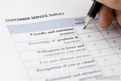 Service Servey What Are The Different Types Of Customer Satisfaction Data