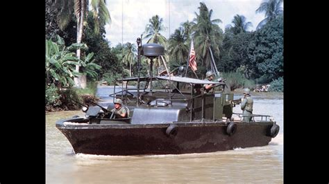 small boat vietnam patrol boat river swift boats documentary vietnam