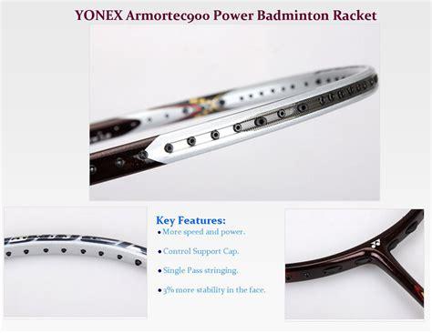 Raket Yonex Armortec 900 yonex armortec 900 power and its technology khelmart org
