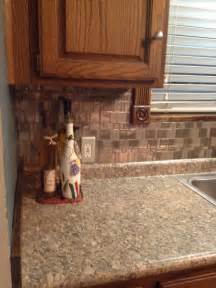 kitchen backsplash stick on tiles home staging with peel and stick smart tiles