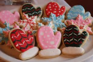 cookie decorating ideas mitten sugar cookies tutorial bakes