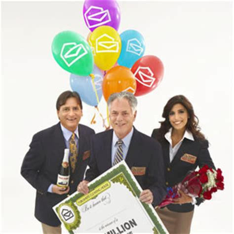 Publishers Clearing House Prize - prize patrol big check pch blog