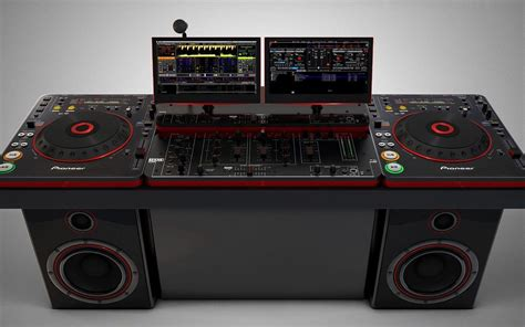 console dj pc dj mixer wallpapers wallpaper cave