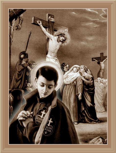 saints   passion