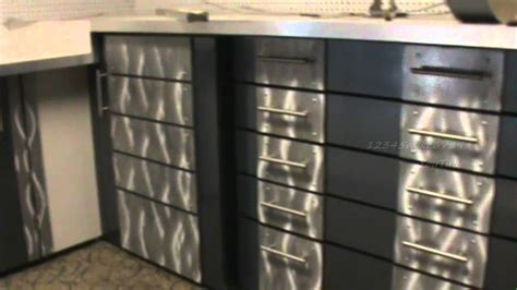 Cabinet Shops Hiring by Custom Garage Work Shop Cabinet Build And Installation