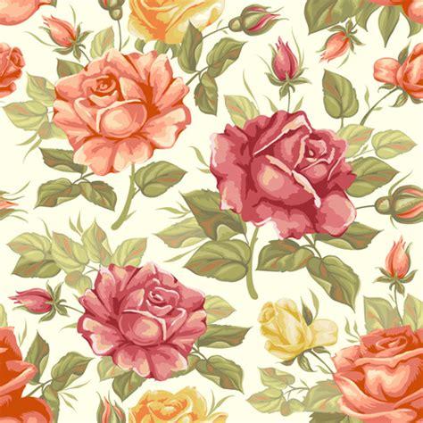 floral pattern cdr download flower pattern free vector download 25 694 free vector