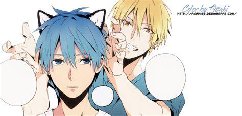 color doujin kuroko e kise color chart 3 doujin color by asahi88 on