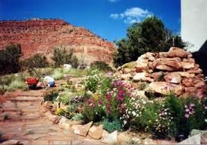 Landscape Rock High Desert High Desert Garden Farm