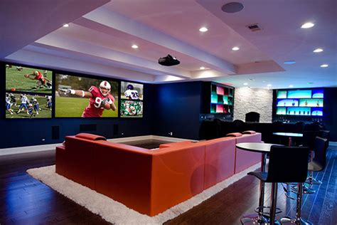 high tech home cinema designs      wow