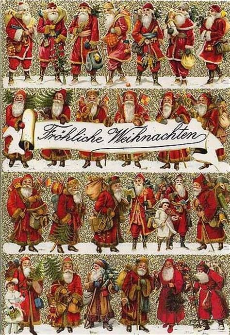 images  german christmas cards  pinterest merry christmas vintage