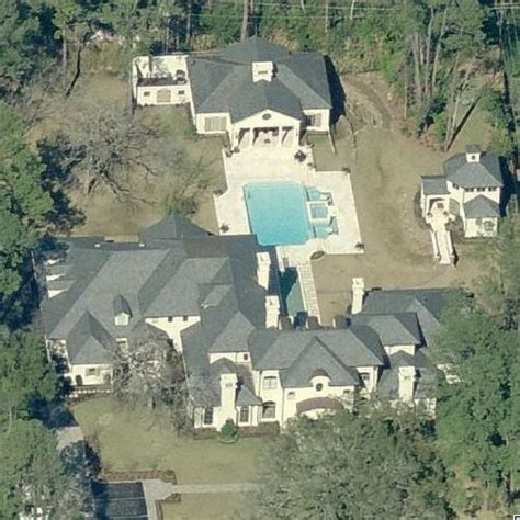 joel osteen s house in houston tx maps 2