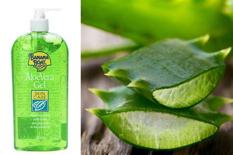 banana boat aloe vera review top 5 best aloe vera gels benefits for skin face and hair