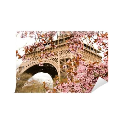 eiffel tower paris in spring find super cheap spring in paris bloomy cherry tree and the eiffel tower
