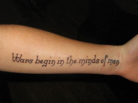 tattoo quotes styles 24 best tattoo quotes godfather style