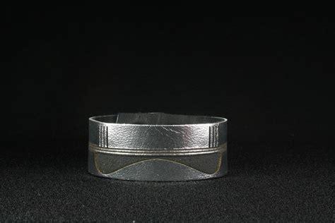 Bracelet Captain Phasma wars inspired leather cuff bracelets the kessel runway