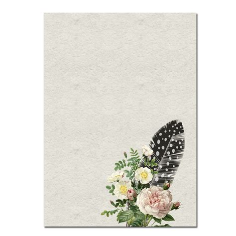 printable vintage stationery 7 best images of printable vintage stationery rose