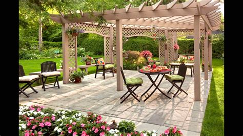 decoration patio easy and beautiful outdoor decor ideas for your yard