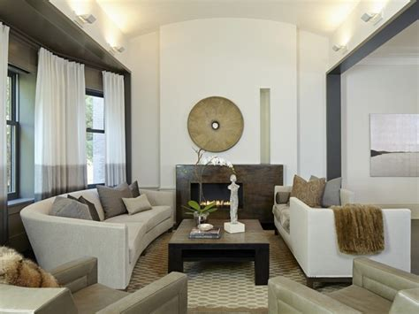 Neutral Living Room Houzz Gold Coast Neutral Transitional Living Room Other