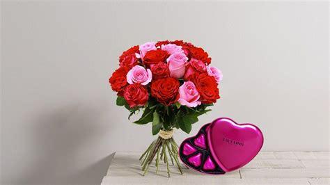 Fleurs Valentin by Fleurs St Valentin Interflora