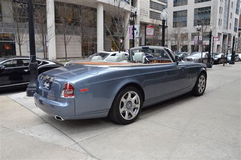 2010 rolls royce 2010 rolls royce phantom drophead coupe stock r129aa for