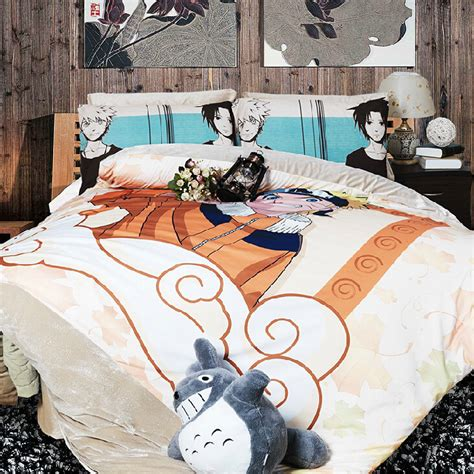 naruto comforter naruto bed set 28 images home textile 100 cotton girls