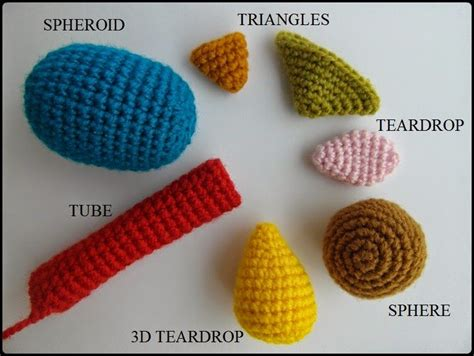 shape pattern toys join the shapes crochet along and get one free amigurumi