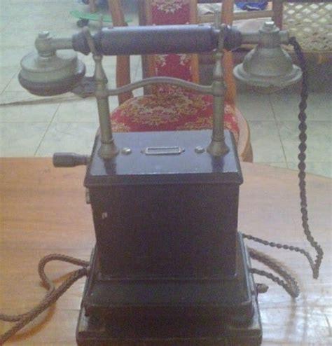 Oki Telepon Jaman Doeloe Antik koleksi tempo doeloe pesawat telepon kuno dari jaman belanda sangat antik awal th 1900