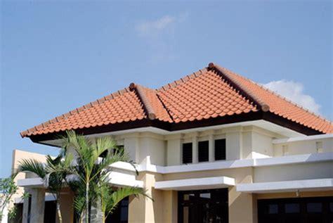 berbagai macam tipe desain atap pt architectaria media cipta