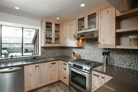 weathered wood kitchen cabinets gilmans