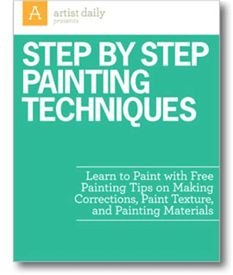 learning the beginner s step by step guide books free step by step painting techniques learn how to paint