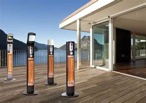 Patio Heater Designs Electric Patio Heaters