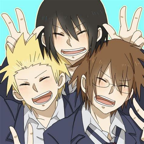 anime comedy nichijou 38 best danshi koukousei no nichijou images on