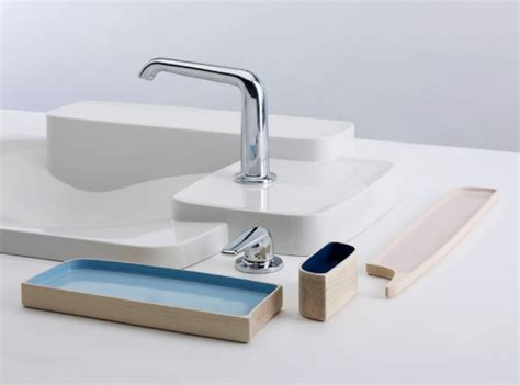 bathroom sink accessories creative bathroom accessories for minimalist sinks