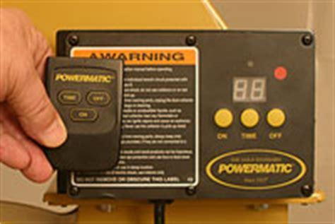 Powermatic Dc1900 Dust Collector Newwoodworker Com Llc